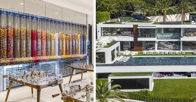最貴豪宅價值78億元內有最霸氣「007」電影院!「21間浴室」擁有者:其他富翁都蠢死了