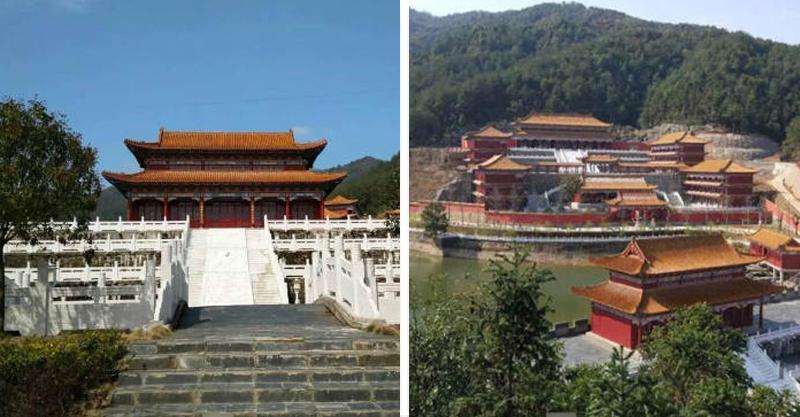 中國大學蓋成「古代皇宮」比故宮還豪華 投資43億「只供5000名學生使用」上課如上朝!