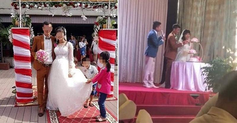 老公報備「我出差幾天」 卻是去參加自己的地下情婚禮...正宮Tag自己跳出別人婚禮照!
