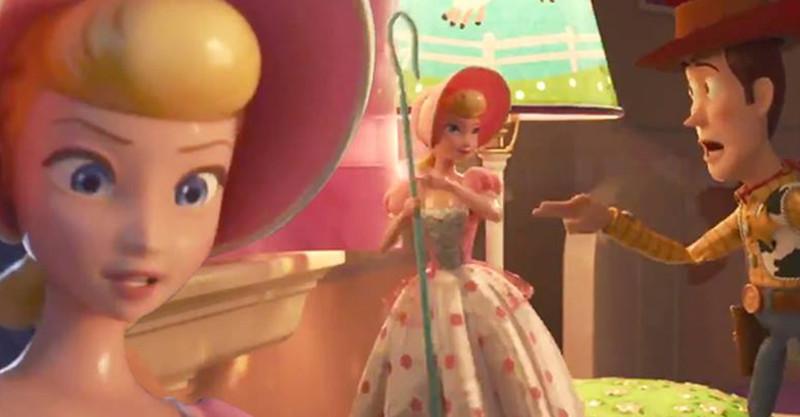 有片/《玩具總動員4》30秒新片段曝光 「神秘角色」被困在雨中等待拯救!