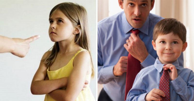 奧父母想把小孩養成「迷你版自己」卻得到嚴重警告 網友:你會永遠失去他!