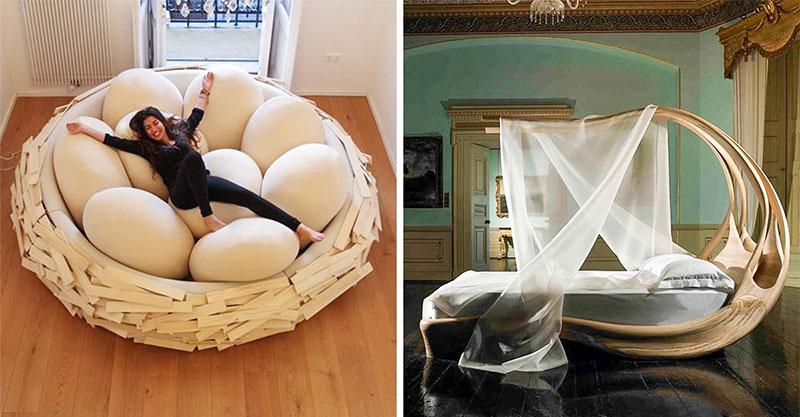15張「躺下去就不想起來」天堂級夢幻床 一張「終極懶人智慧床」包辦生活大小事!