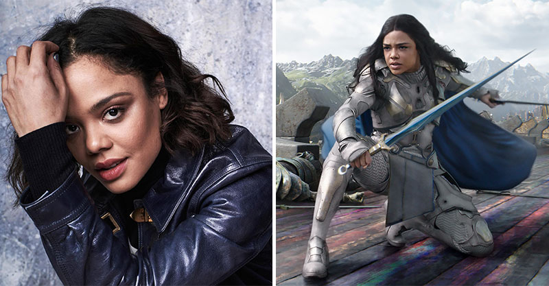 漫威首位「LGBT角色」!女武神被問「成為阿斯嘉女王想幹嘛?」她霸氣回:娶老婆啊