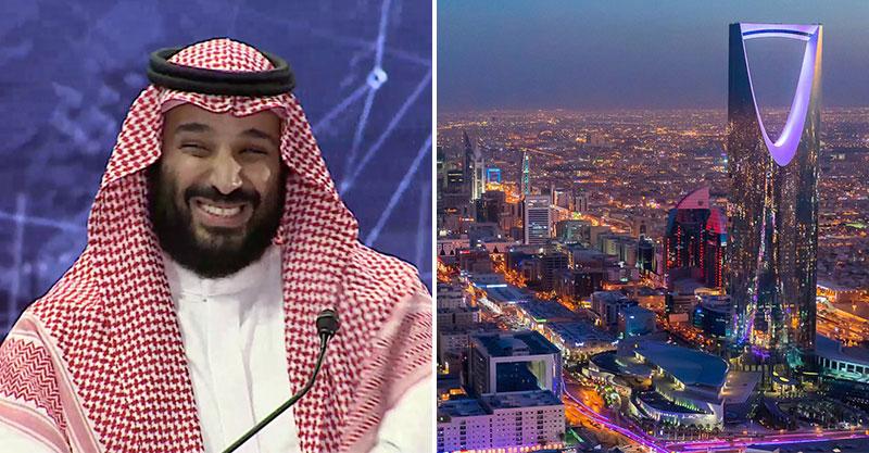 阿拉伯砸15兆打造「現代瓦干達」!計劃推「恐龍機器人」震驚全網 資金卻都是借來的?