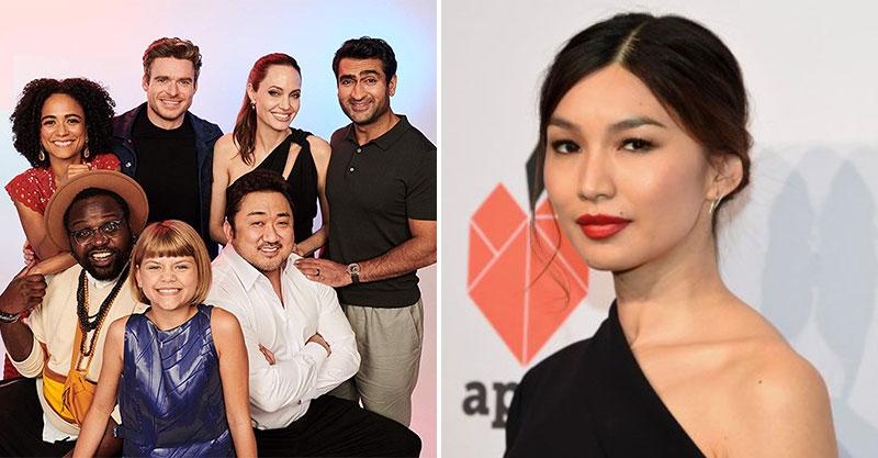 《永恆族》演員名單曝光!女主角確定由「華裔女星」出演 網看她「出演系列」驚:都是大片
