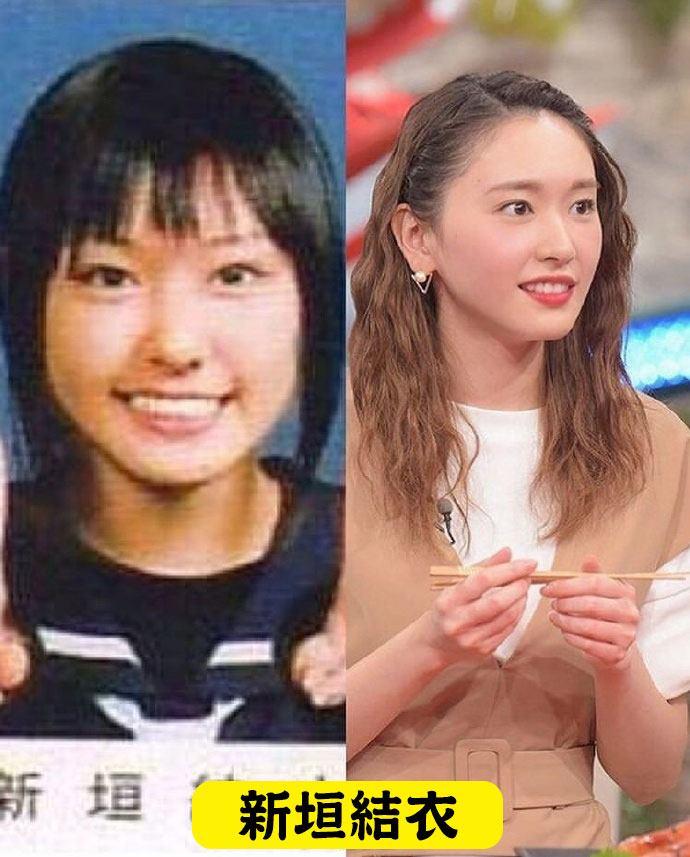 9位日本人氣女星「高中VS現在」的差別照 橋本環奈的「天使高中照」太驚人了!