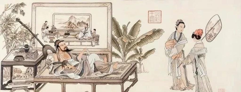 神人花3年「用頭髮」繡出清代文物 潑墨畫精緻到看不出髮絲