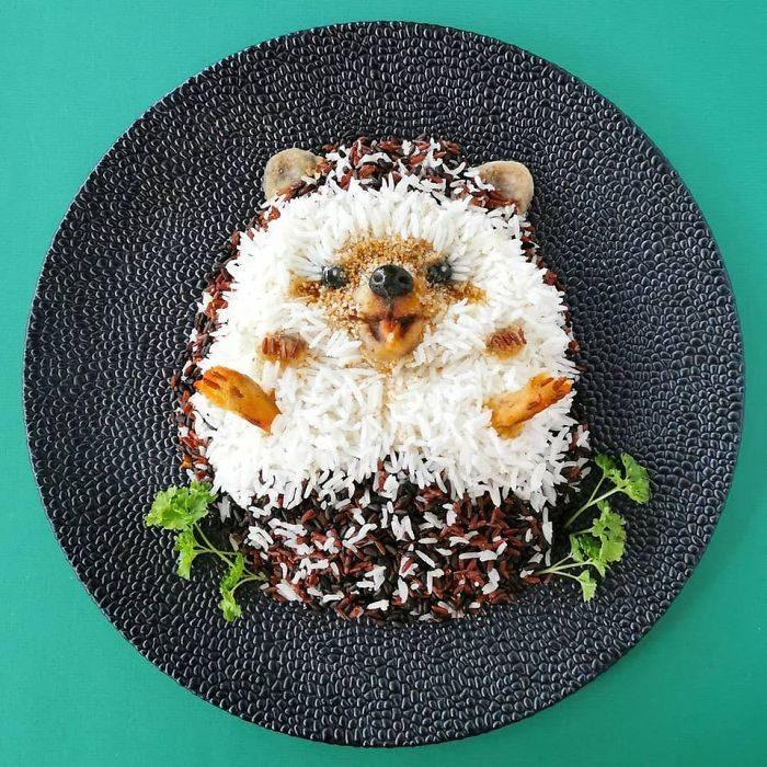 16張「讓全球廚師跪著看」的美食造型 連怪奇比莉都能做出來!