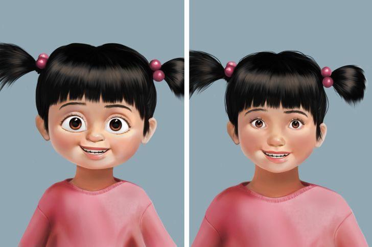 如果迪士尼公主「是真人」會長這樣!白雪公主秒變韓國女團正妹