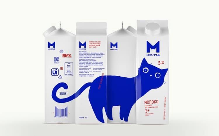 買4盒牛奶就有一隻貓!超可愛「4款貓皇姿勢」好想集滿一套♥