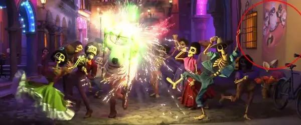 25個證明「皮克斯員工都是神人」動畫細節 連背景都充滿彩蛋!