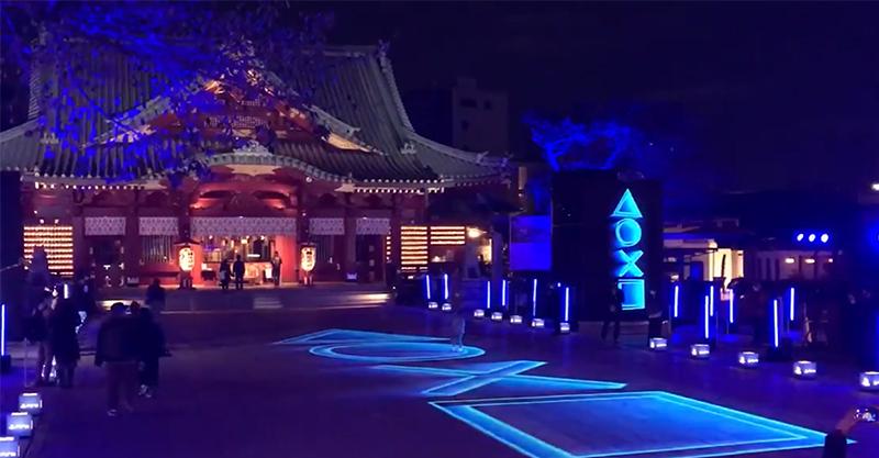影/秋葉原「宅男神社」慶祝PS5發布 千年神力「保佑電玩」超浪漫!