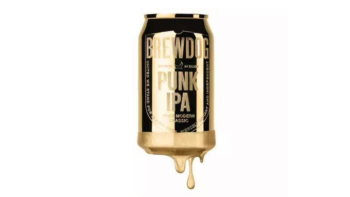 看你好不好運!酒廠把10瓶「純金」啤酒罐混入包裝 買到就能「換37萬」